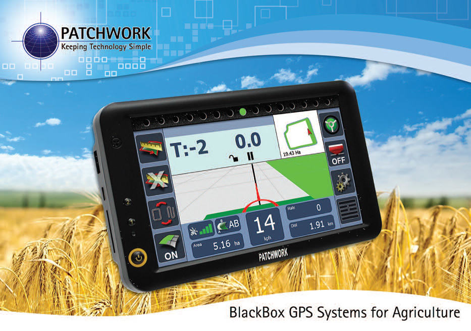 Patchwork Gps Fossland Services